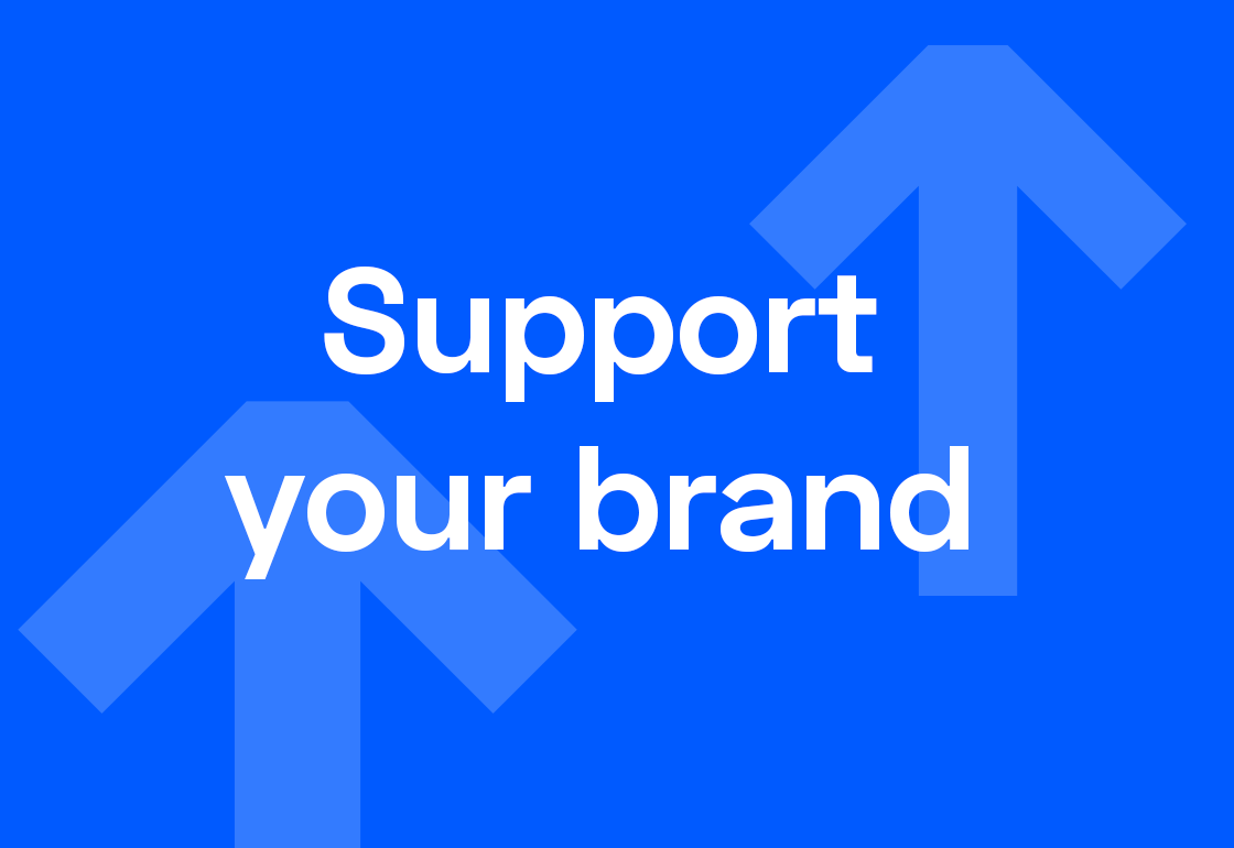 → Visually unify your company signatures to support your brand.