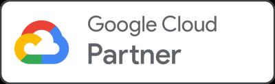 Jsme oficiální Google Cloud Partner.