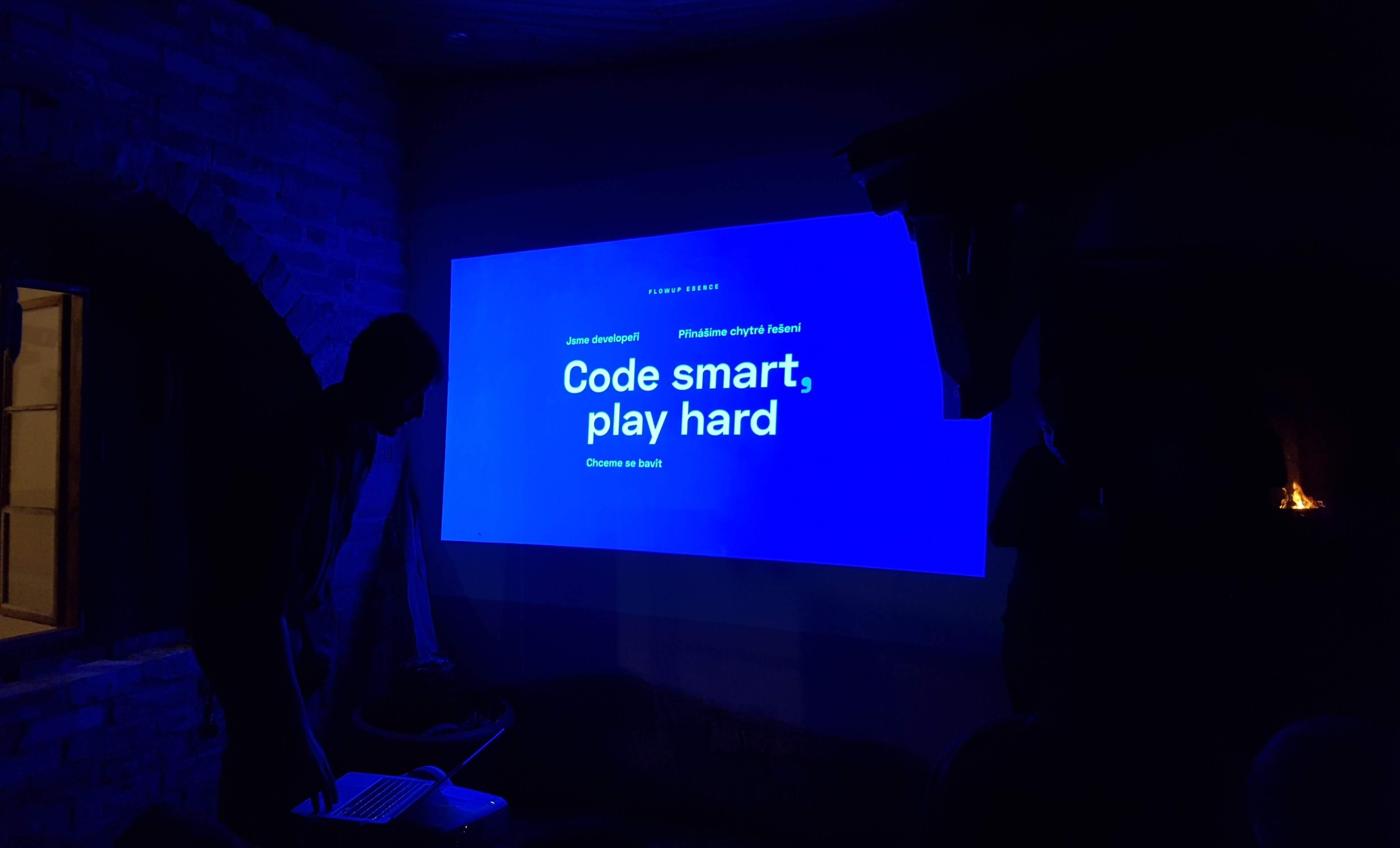 Let me use the famous Lev's quote: Jak myslis... Code smart?