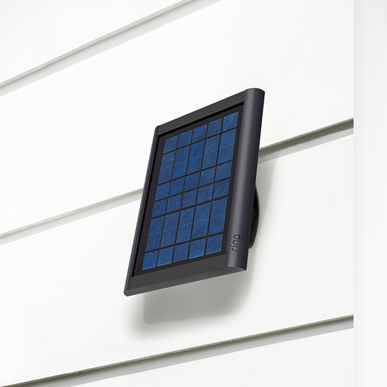 Non-Stop Solar Power for Spotlight and Stick Up Cam
