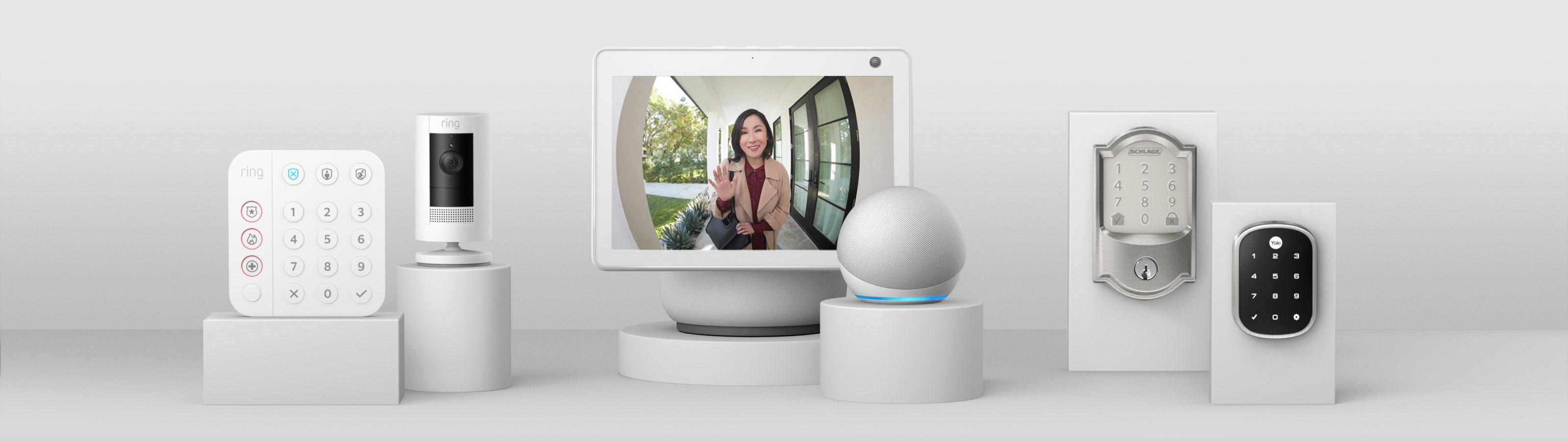 Works with Ring Video Doorbells