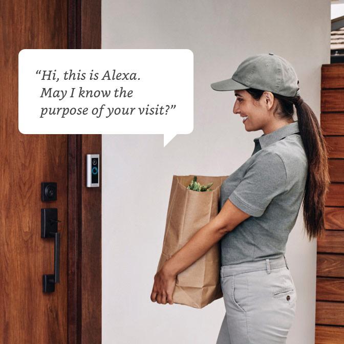 Video Doorbell Pro 2 Wired doorbell camera