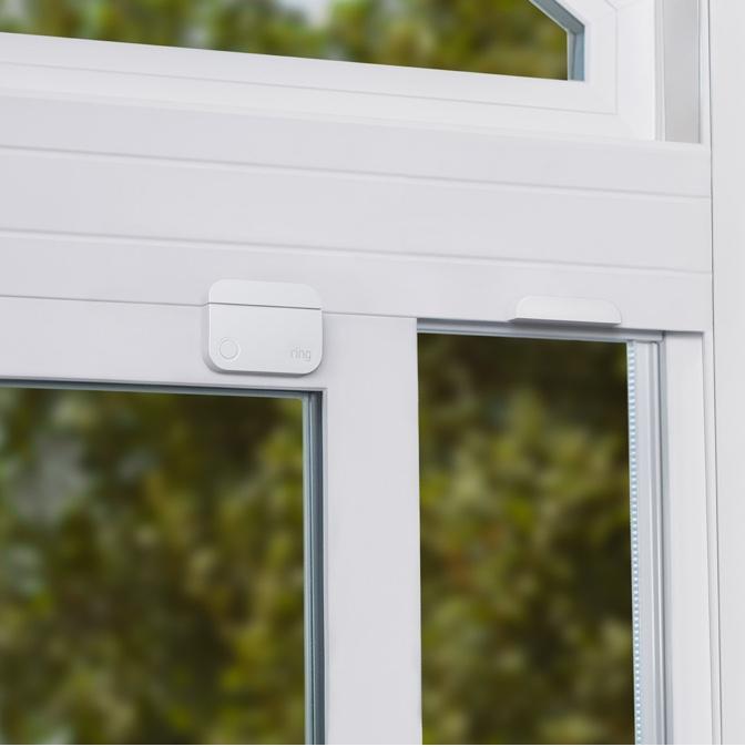 Alarm Window And Door Contact Sensor For 2nd Generation Ring