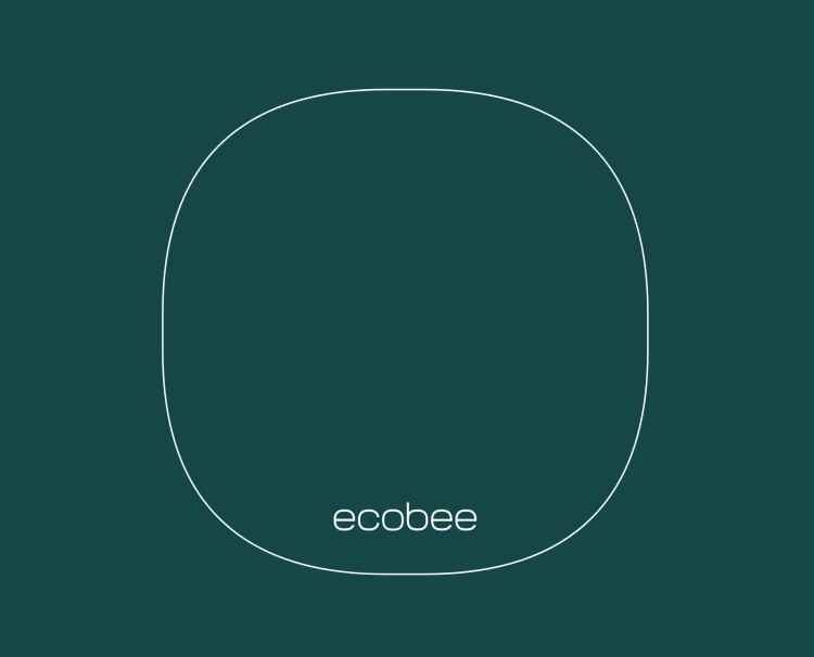 ecobee squircle outline shape