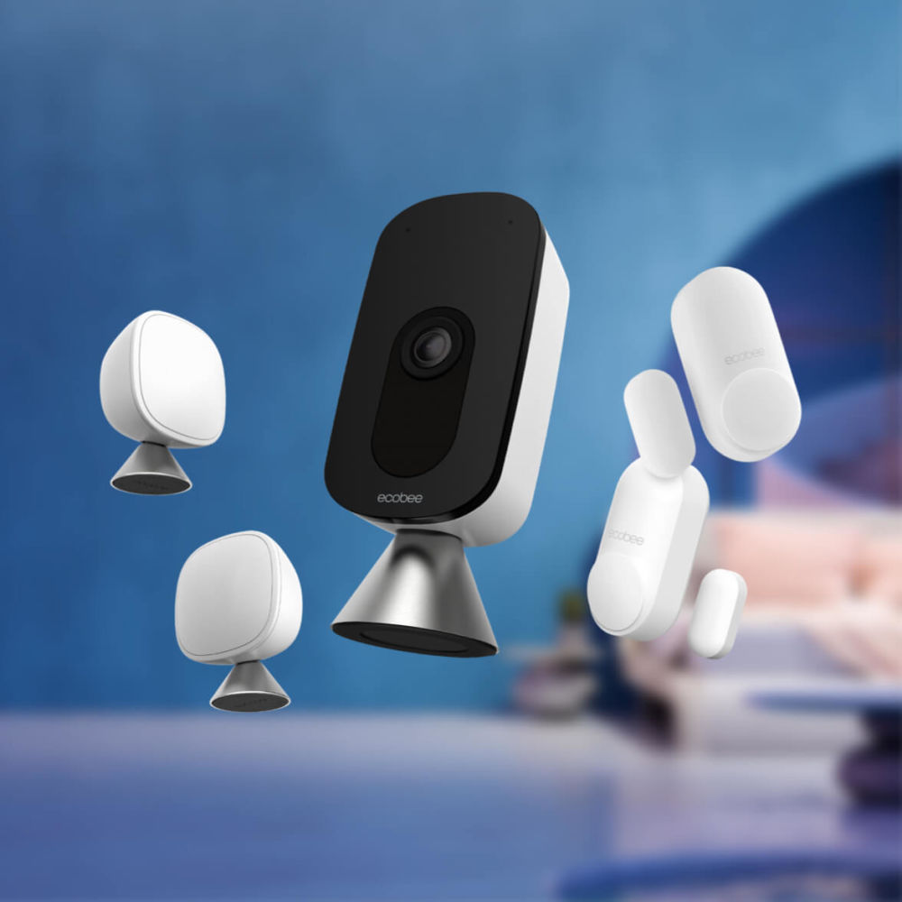 smart home security bundle