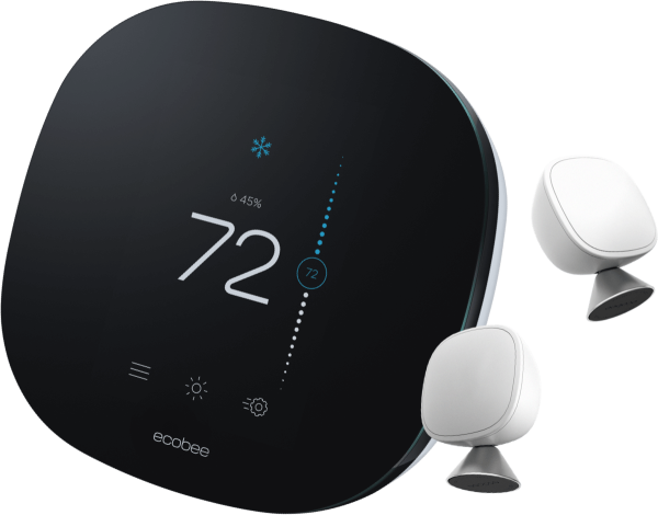 Smart thermostat sensors bundle