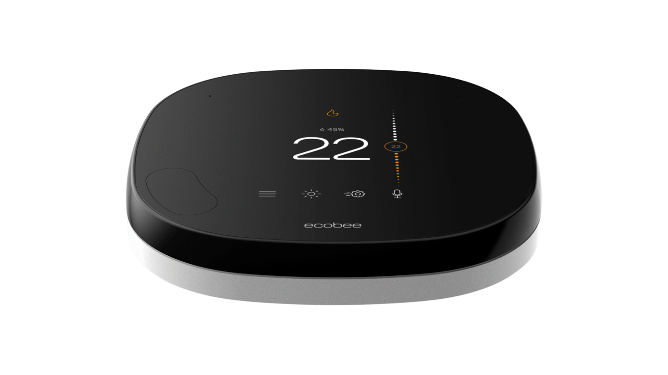 smart thermostat thin