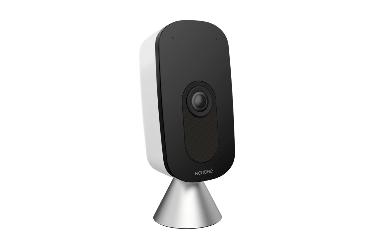 smart camera voice control side view