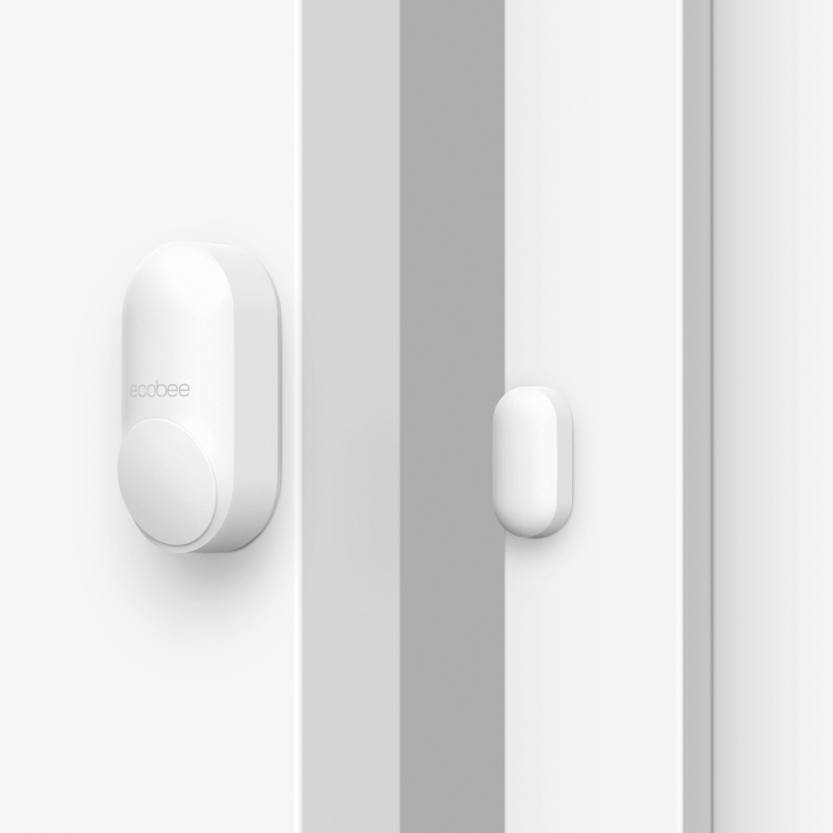 smart sensor for doors and windows open door