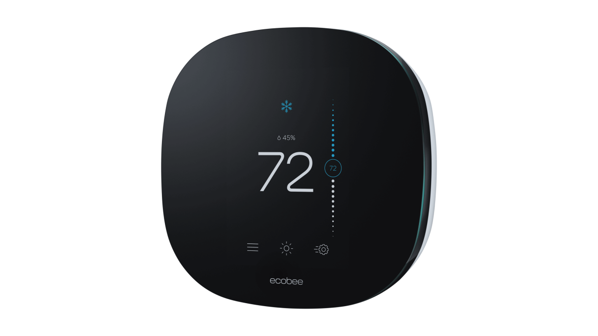 ecobee lite smart thermostat