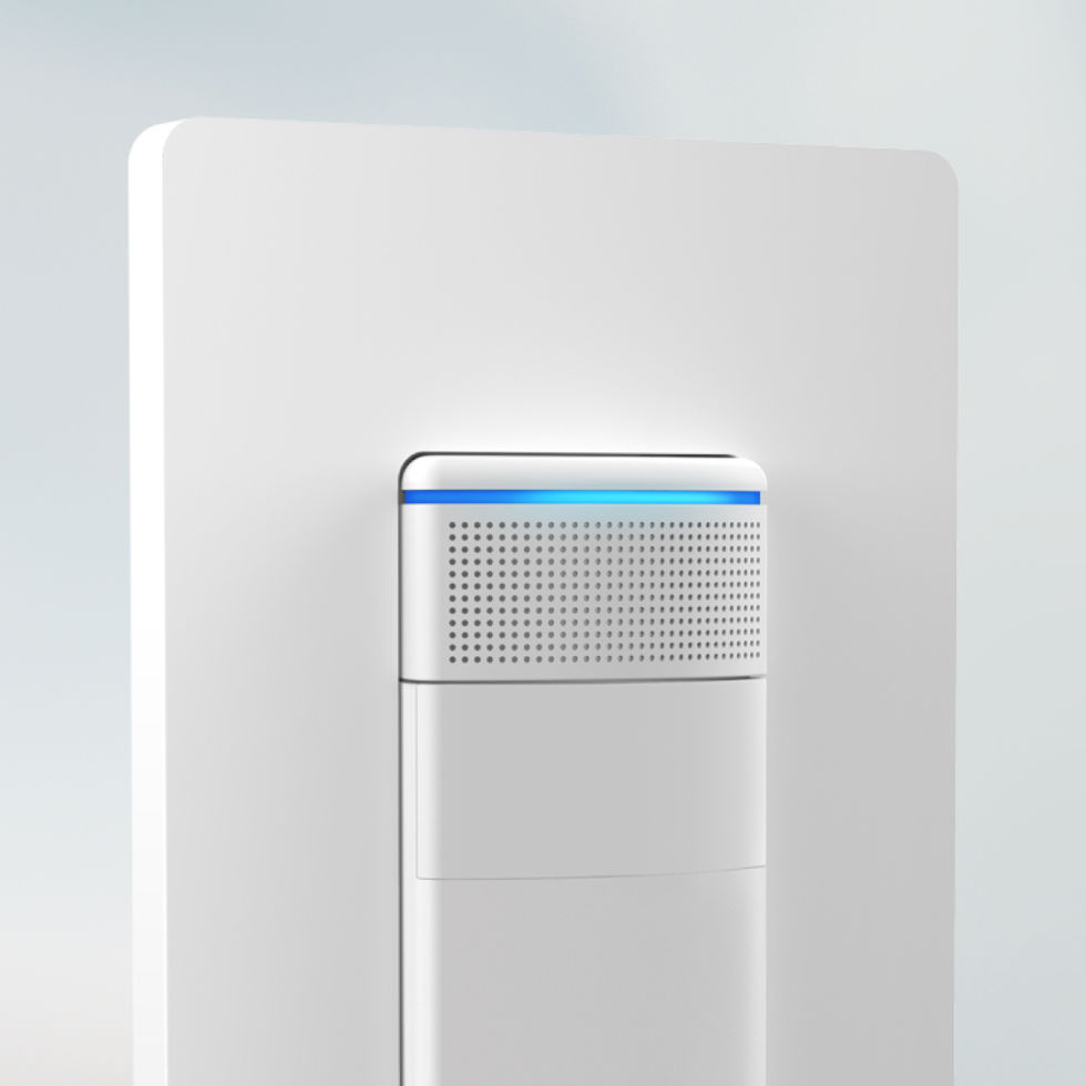 smart light switch with alexa built-in