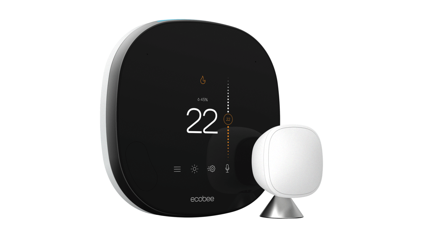 smart thermostat and occupancy sensor