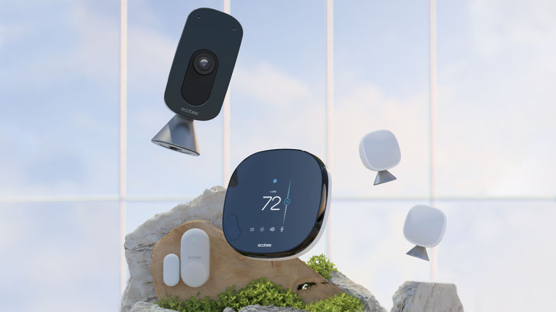 ecobee Haven Smart Home Monitoring