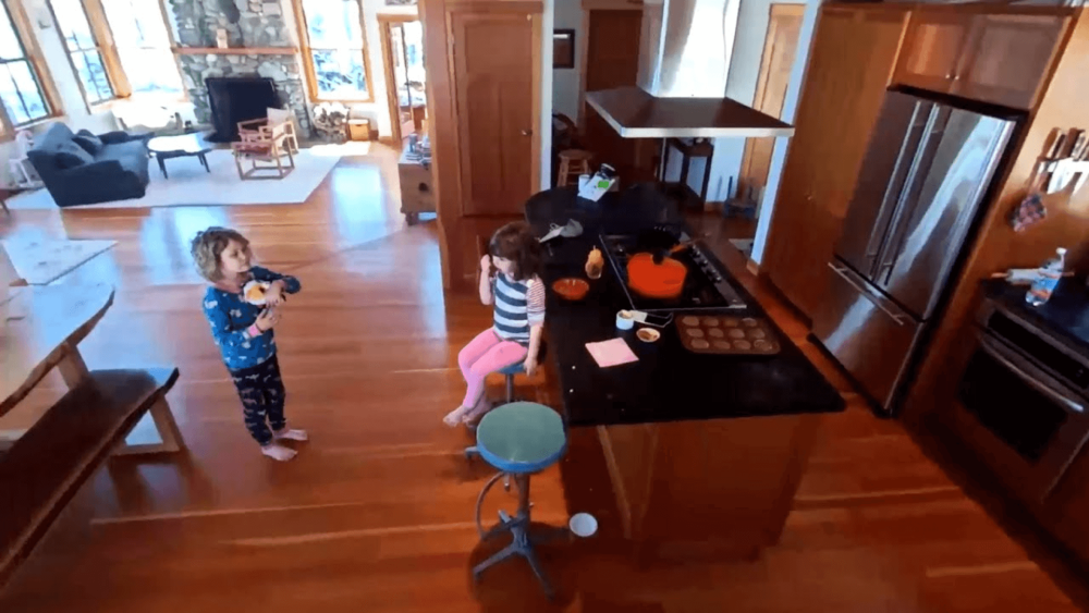 smart focus video camera image