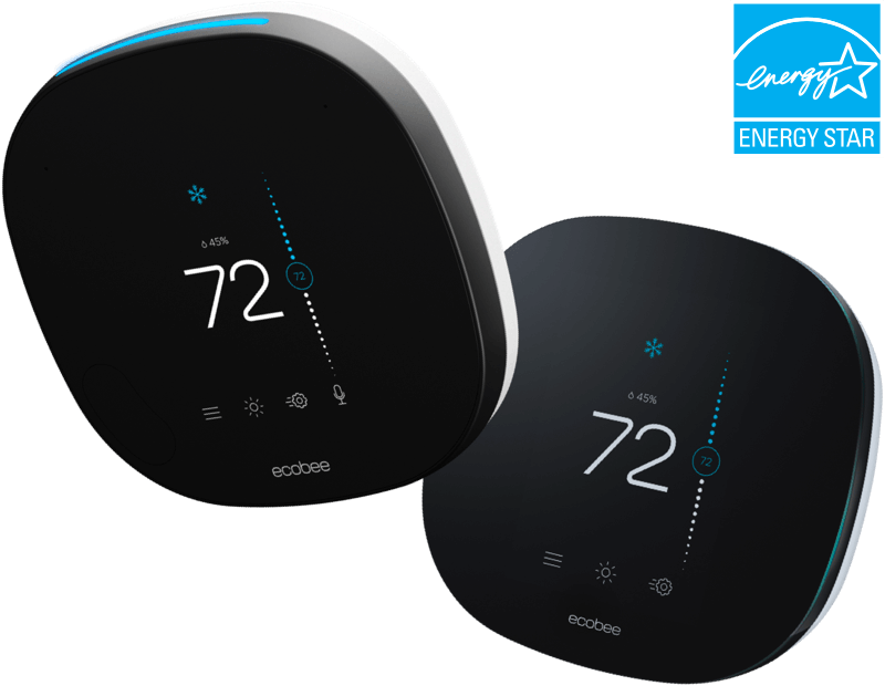 smart thermostats with energy star logo