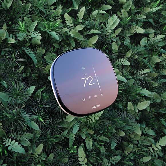 Wi-Fi-enabled smart thermostat | ecobee