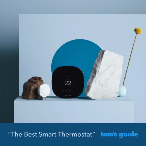 Tom's Guide quote best smart thermostat