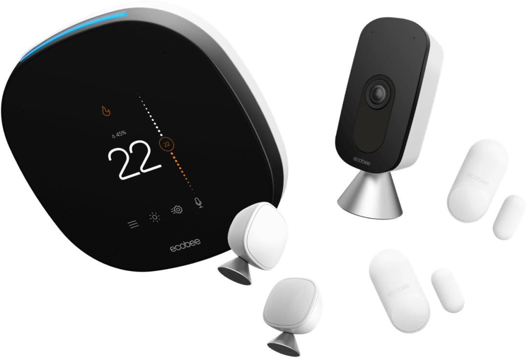 smart home products cluster