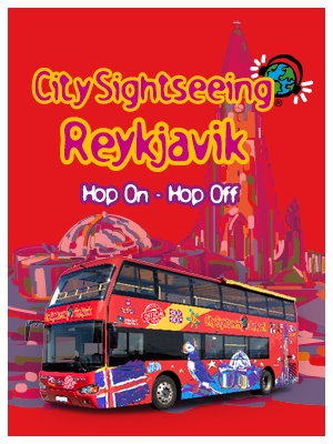 Hop On Hop Off Reykjavik Sightseeing (PDF)