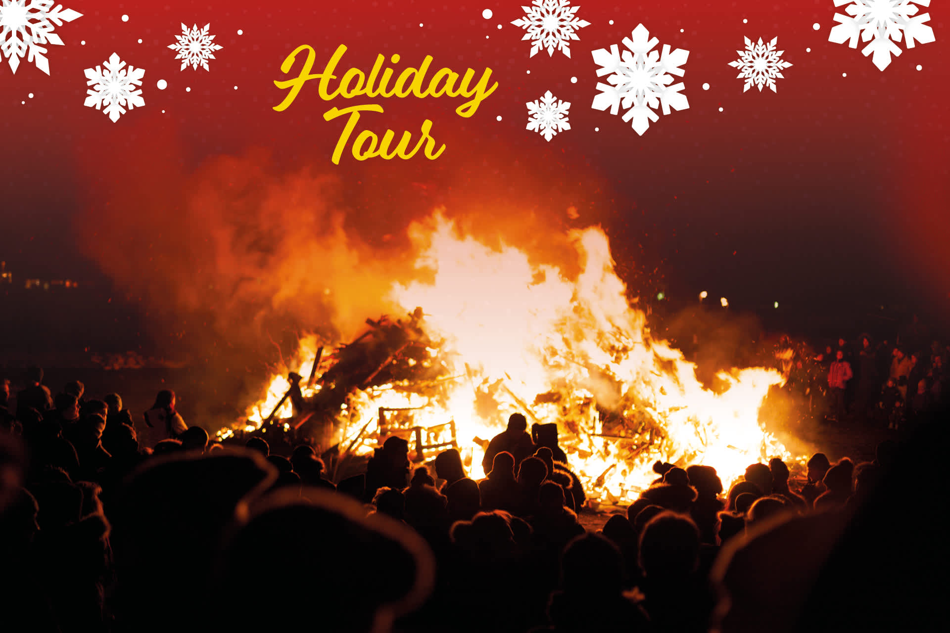 RE91 New Year's Eve Bonfire Tour