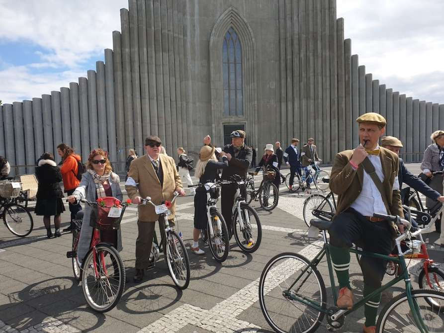 Tweed Ride RVK 1000