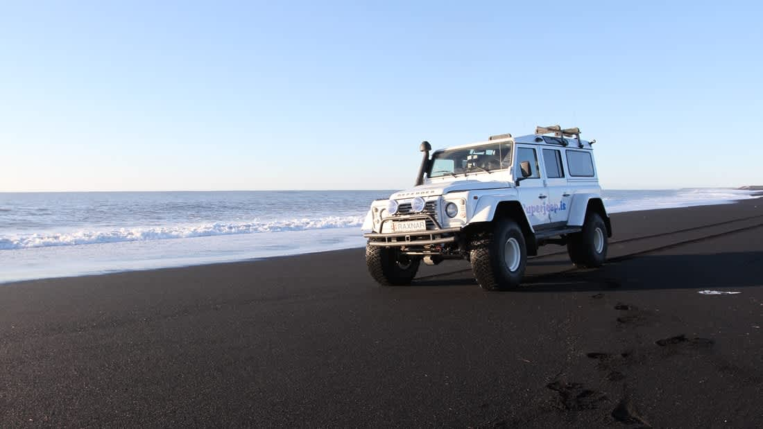 South Coast & Eyjafjallajökull - Small Group Tour