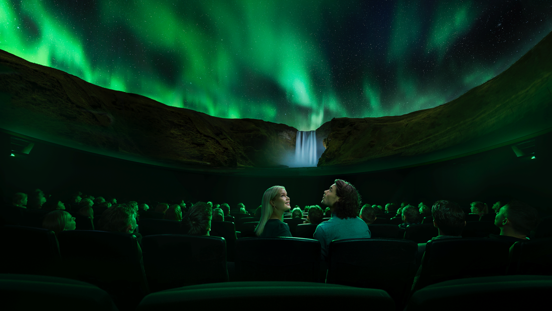 Northern Lights Planetarium Show