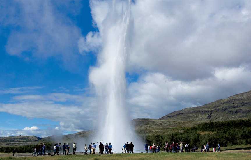 Tailor made 5 days geysir