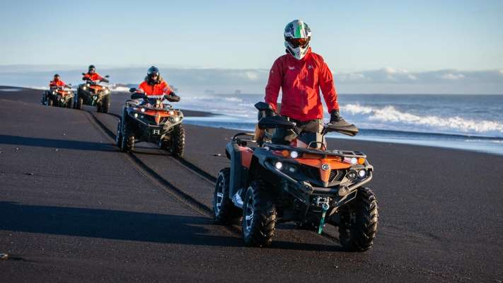 ATV Quad Bike Express