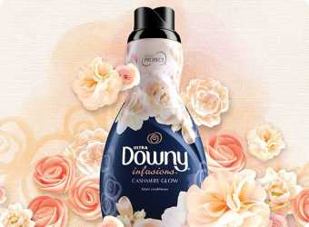 Which Downy Infusions Scent Is Right For You?