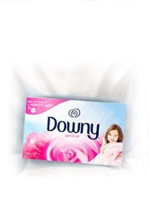 How To Use Dryer Sheets Downy