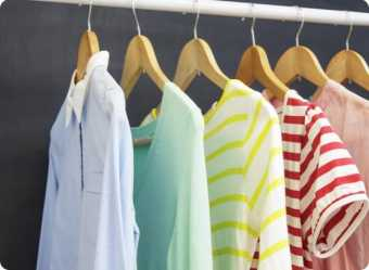 How To Keep Your Clothes From Stretching In The Wash Downy