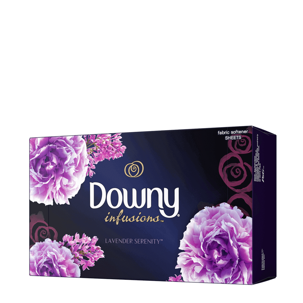 Downy Infusions Lavender Serenity Sheets Downy