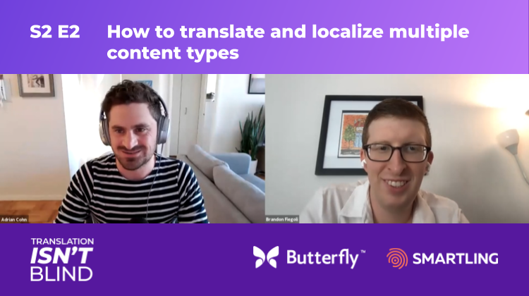 How to translate and localize multiple content types