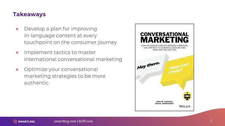 Conversational Marketing Strategies