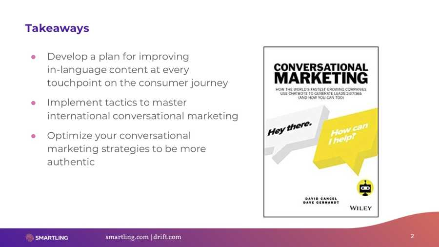 Conversational Marketing Strategies to Reach Everyone Now