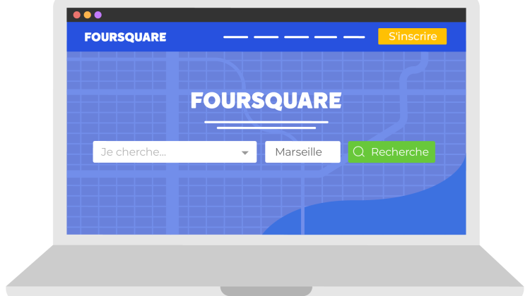 foursquare-illustration