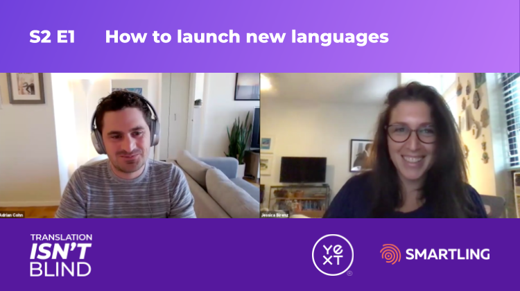 How to launch new languages