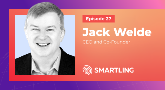 Thanksgiving Special with Jack Welde, CEO of Smartling