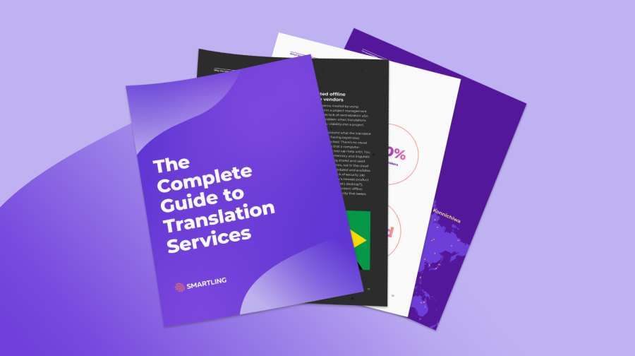 The Complete Guide to Translation and Language Services by Smartling