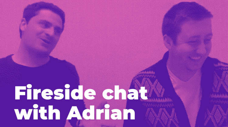 Blog tile - Fireside with Adrian and Tyler