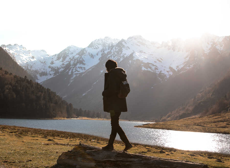 Oana loves to hike, and with the base of the Pyrenees just an hour from her door, she is grateful that she has a job that lets her work from anywhere.