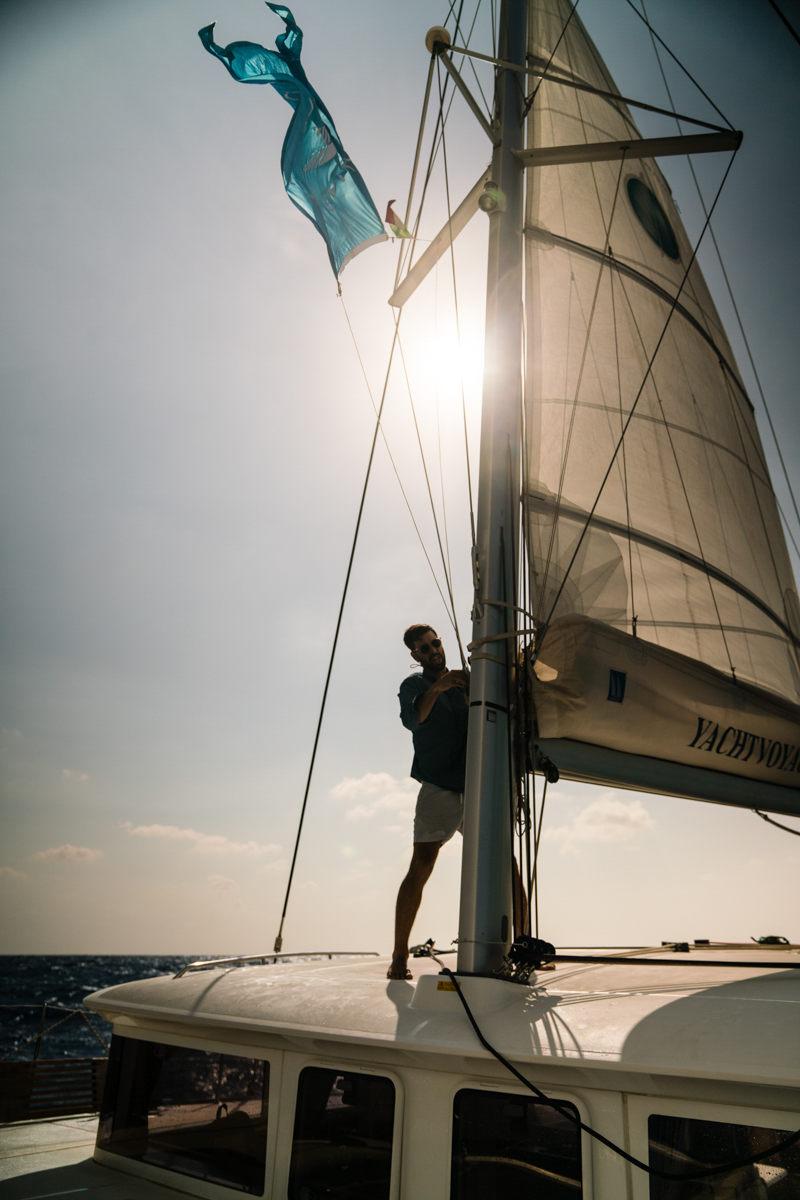 Sailing Collective Captain