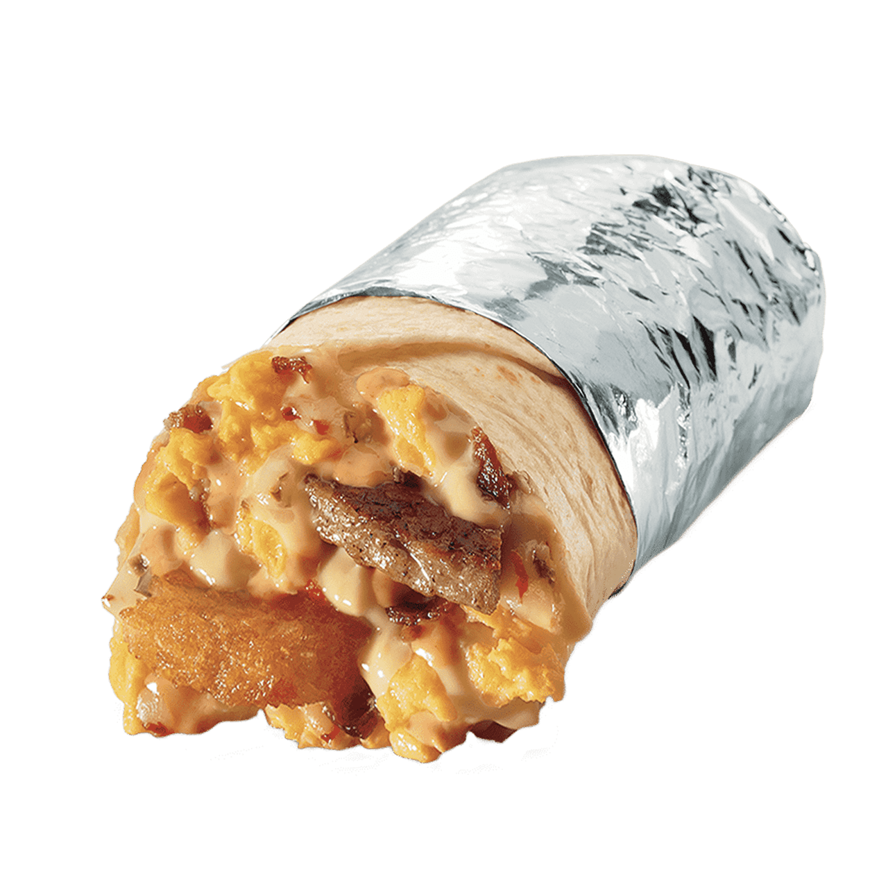 Jack In The Box Grande Sausage Breakfast Burrito