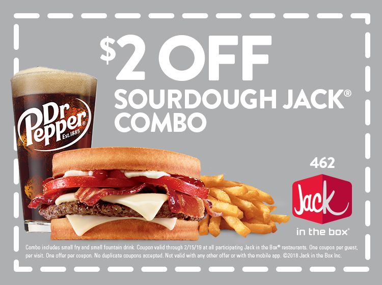 Jack in the Box Coupon