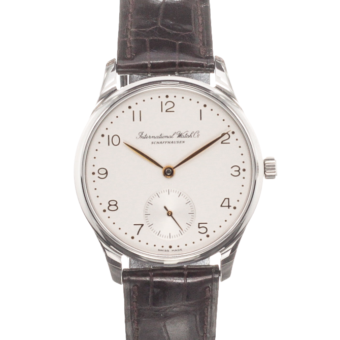 The watches of the IWC Portuguese Collection