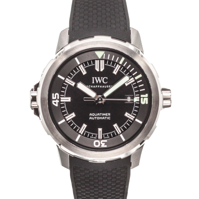 The dive watch from Schaffhausen