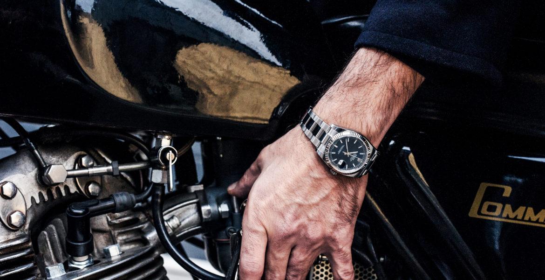 Homage to a Wristwatch: Rolex Datejust