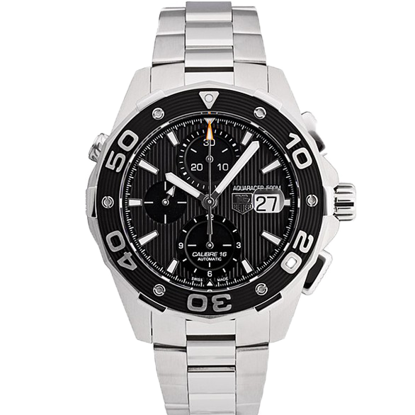 The diver's watch from TAG Heuer