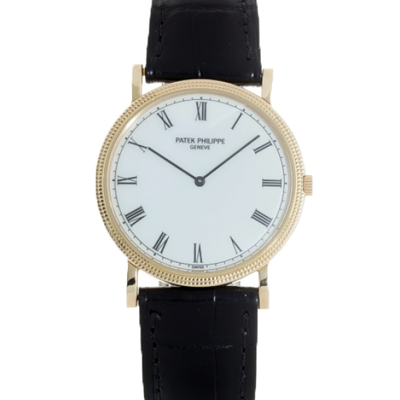 A Bauhaus style watch